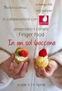 FINGER FOODS CONTEST!